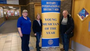 District Young Musician finals